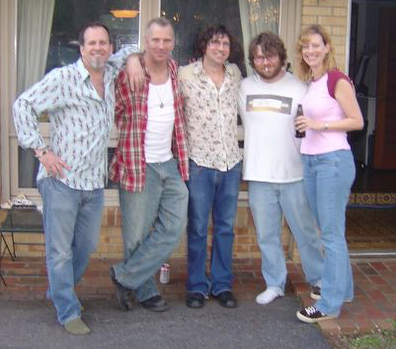 Robert Reynolds, Paul                           Deakin, Will Kimbrough, Kev McGuire and Jen                           Gunderman
