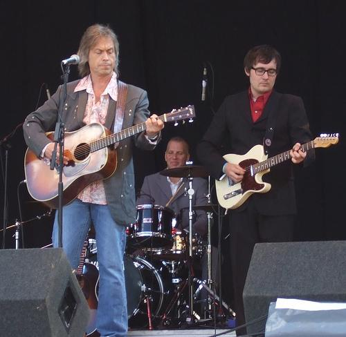 Jim Lauderdale, Paul Deakin, Chris Scruggs