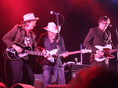 Chuck Mead, Robert Reynolds, Chris Scruggs