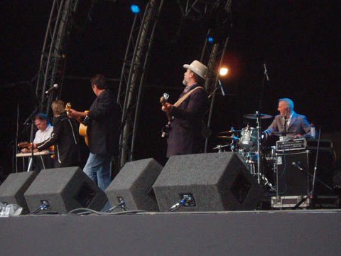 Al Perkins, Chuck Mead, Mark Collie, Robert Reynolds, Paul Deakin