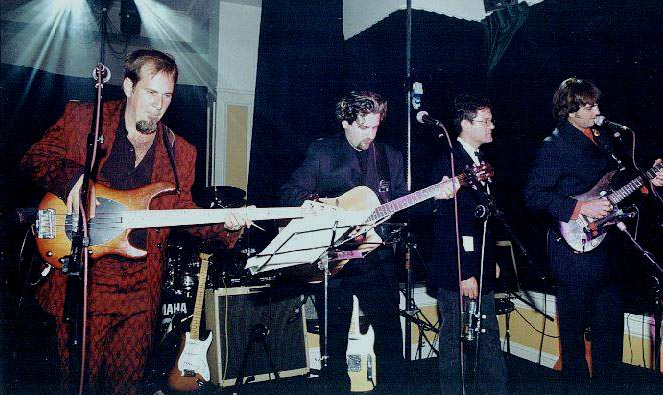 Playing for Paul McCartney, 2000